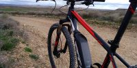 E-Bikes Guided Routes at Bardenas Reales