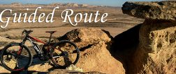 Ebikes Bardenas Guided Route