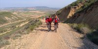 E-Bikes and 4WD routes with our two days Tour
